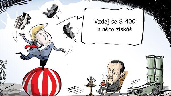 Kupuj americké, nebo čekej na sankce! - Sputnik Česká republika