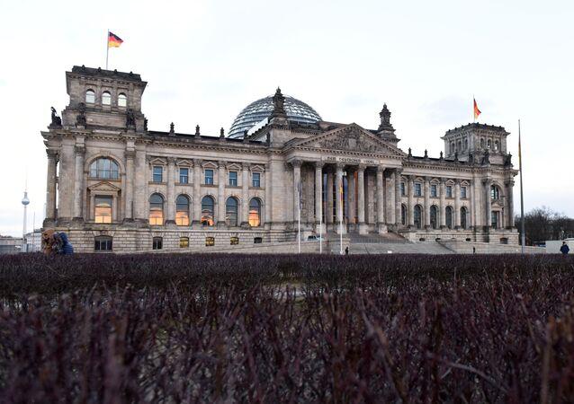 Německý spolkový sněm v Berlíně