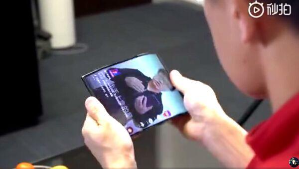 prototyp modelu Xiaomi - Sputnik Česká republika