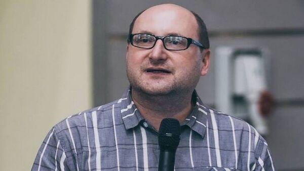 Český politolog Lubomír Kopeček - Sputnik Česká republika