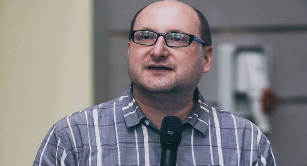 Český politolog Lubomír Kopeček