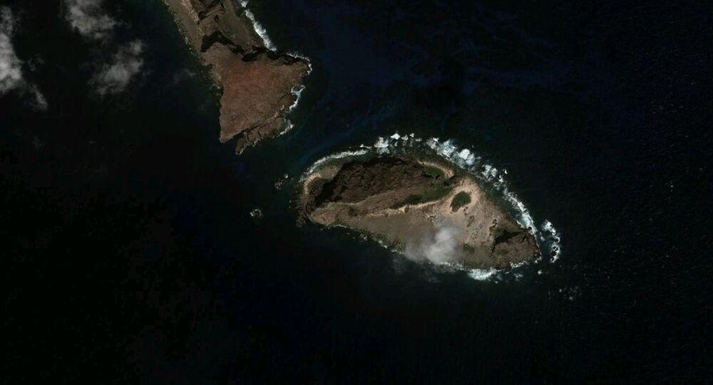 Ostrovy Senkaku ve Východočínském moři