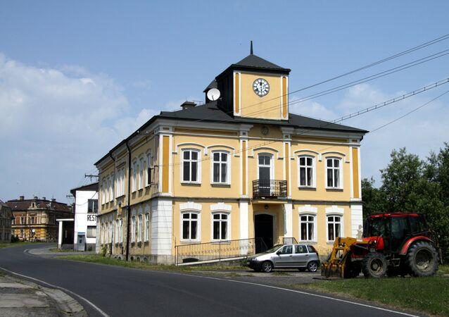 Obec Prameny v Česku