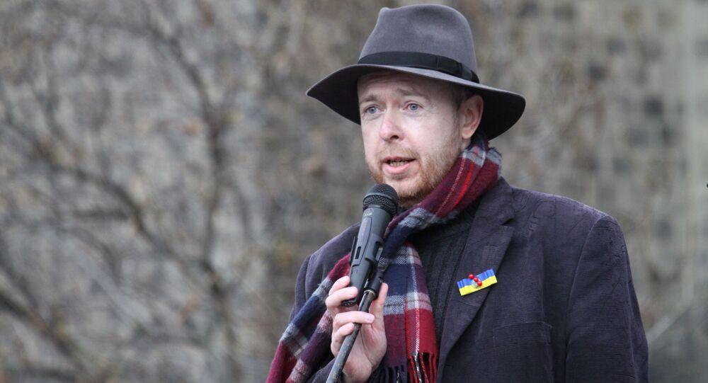 Kulturní antropolog Martin C. Putna