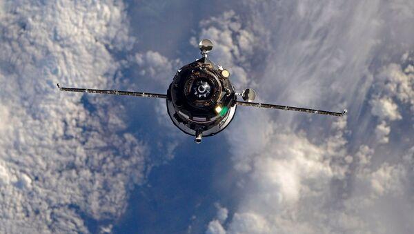 Vesmírná nákladní loď Progress MS-07 - Sputnik Česká republika