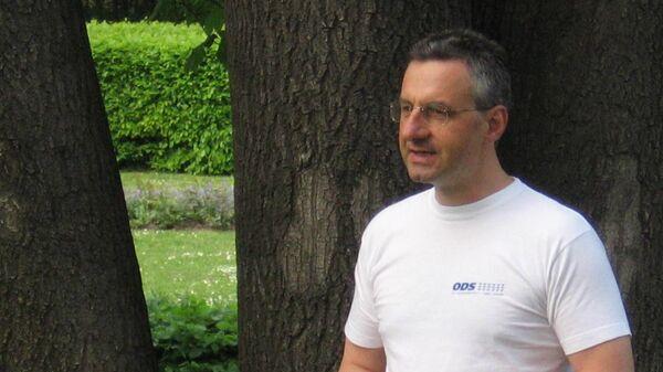 Депутат Европейского парламента Jan Zahradil - Sputnik Česká republika