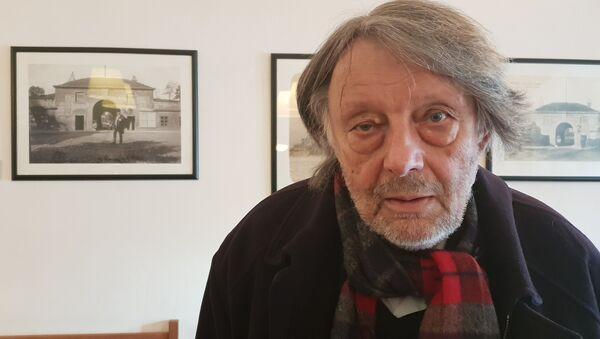 Politolog Zdeněk Zbořil - Sputnik Česká republika