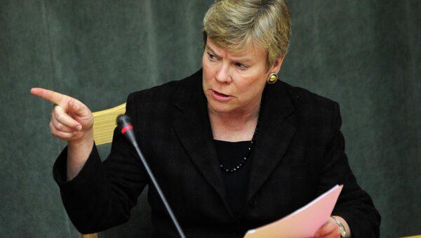 Náměstkyně generálního tajemníka NATO Rose Gottemoellerová - Sputnik Česká republika