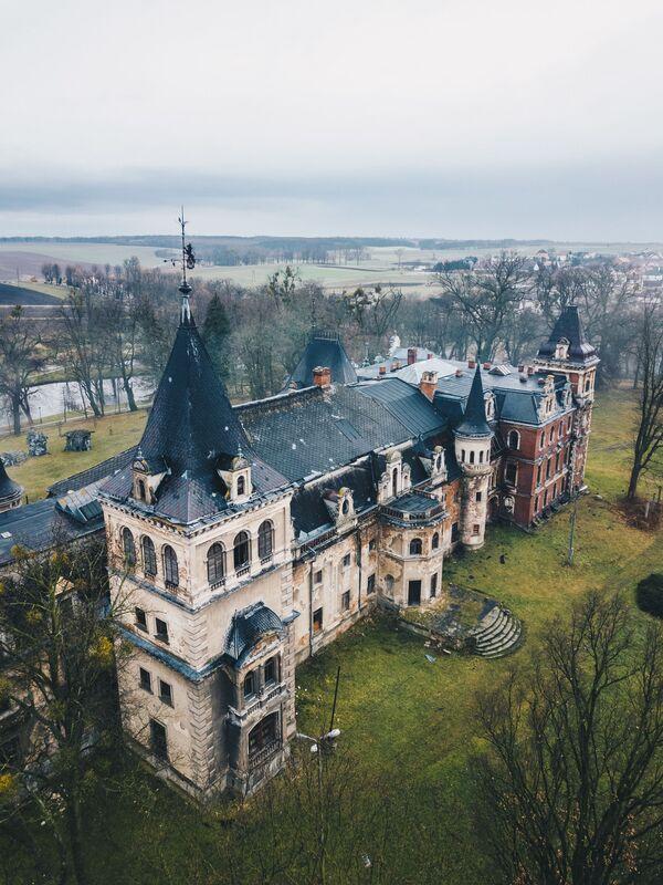 Husí kůže. Jak se z obyčejných budov stanou přízraky - Sputnik Česká republika