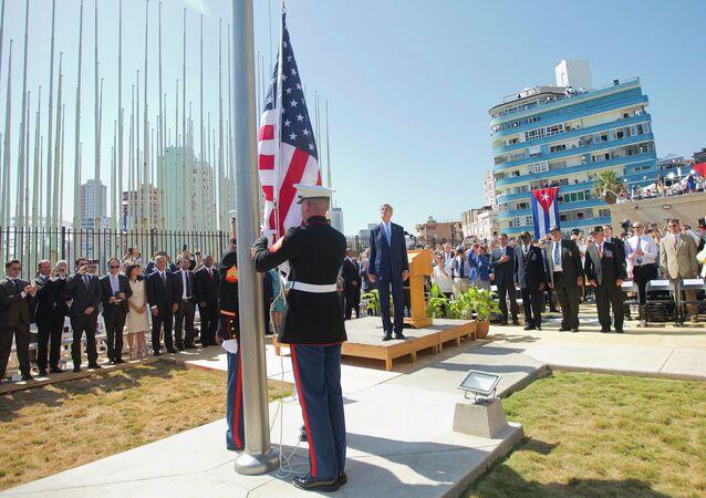 Velvyslanectví USA v Havaně