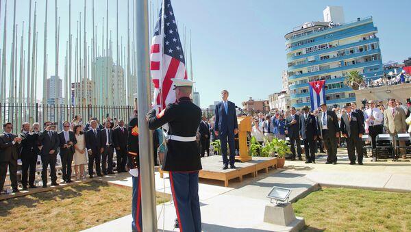 Velvyslanectví USA v Havaně - Sputnik Česká republika