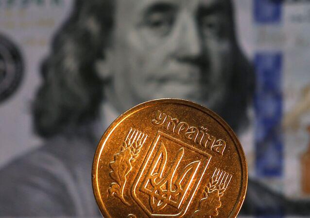Hřivna a dolar