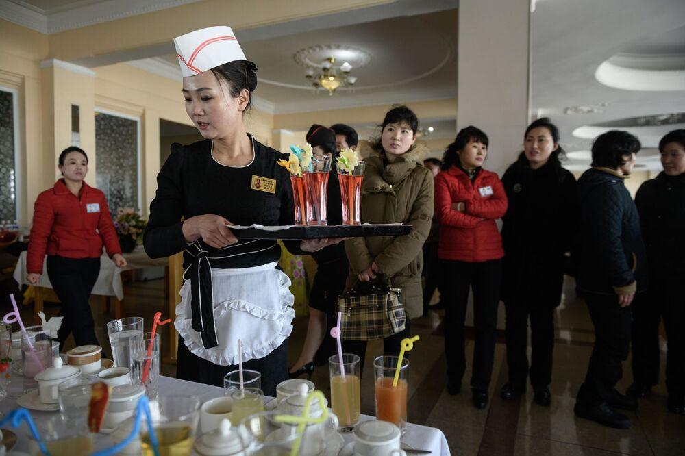 Národní kuchařská soutěž v KLDR