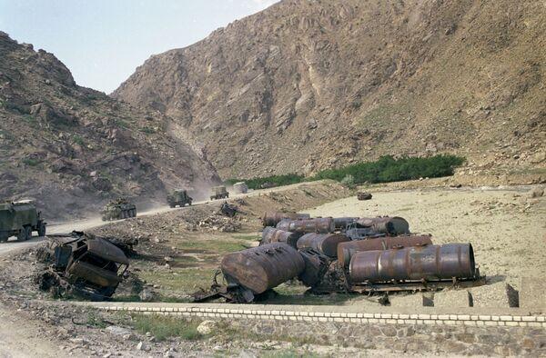 Stažení sovětských vojsk z Afghánistánu - Sputnik Česká republika