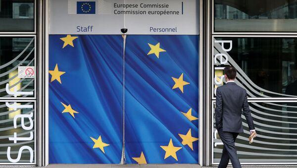 Sídlo evropské komise v Bruselu - Sputnik Česká republika