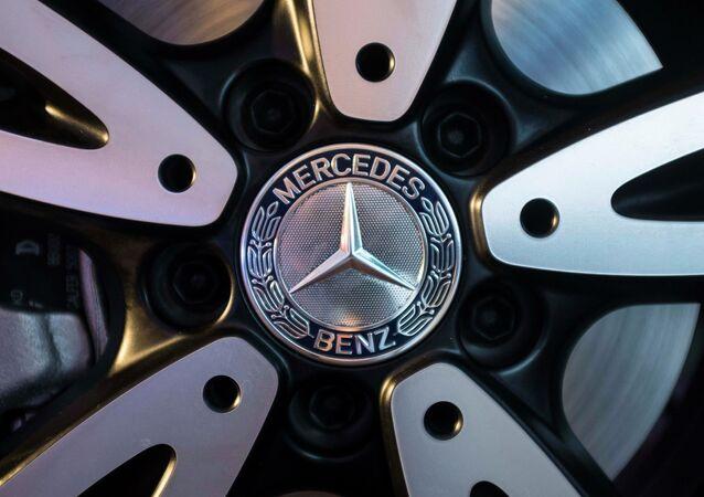 logo Mercedes-Benz A-Class