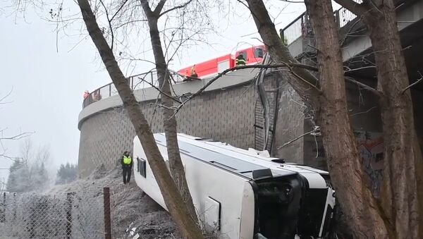 Autobus - Sputnik Česká republika