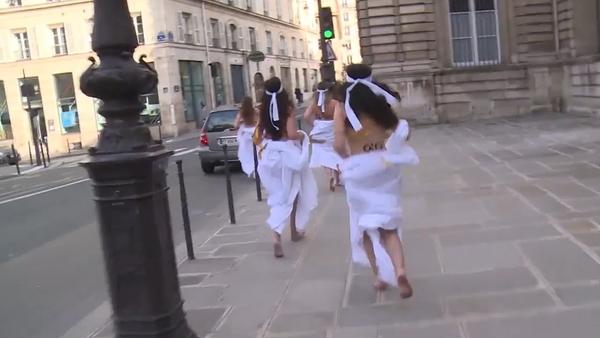 Femen - Sputnik Česká republika
