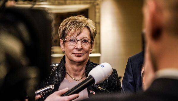 Ministryně průmyslu Marta Nováková - Sputnik Česká republika