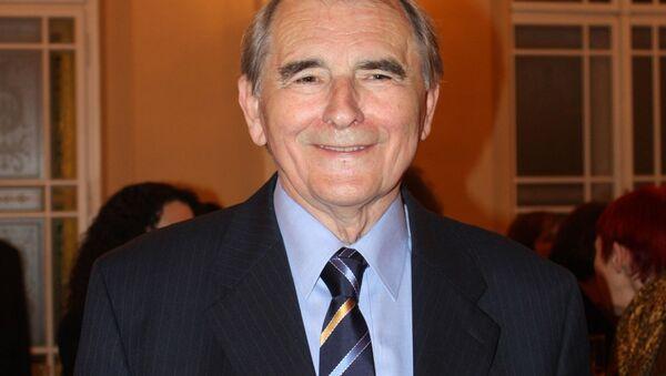 Bývalý ministr zahraničí Jaroslav Šedivý - Sputnik Česká republika