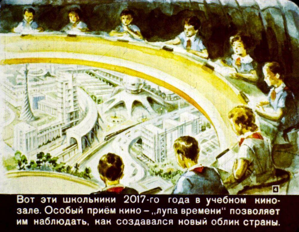 Budoucnost očima minulosti. Sovětský pohled na současnost