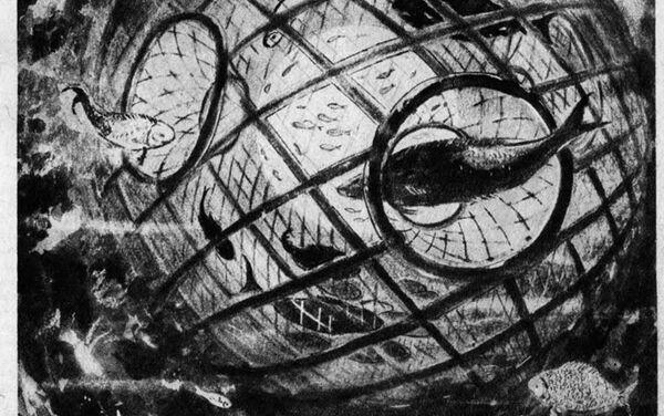 Рыбный промысел будущего - Sputnik Česká republika