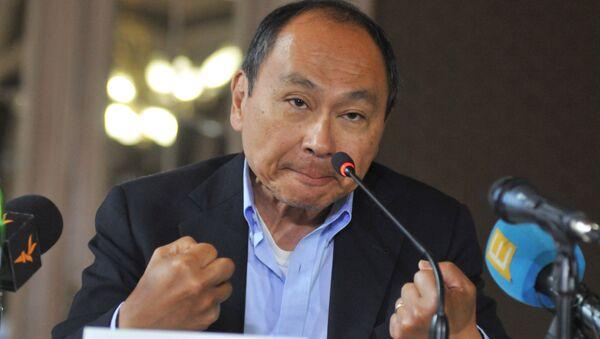 Americký filozof a politolog Francis Fukuyama - Sputnik Česká republika