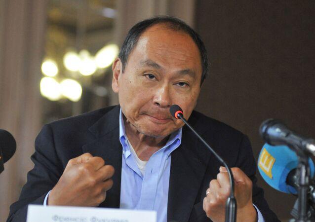 Americký filozof a politolog Francis Fukuyama