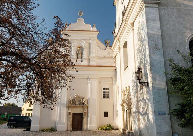 Kostel svatého Jana Křtitele v Mikulově