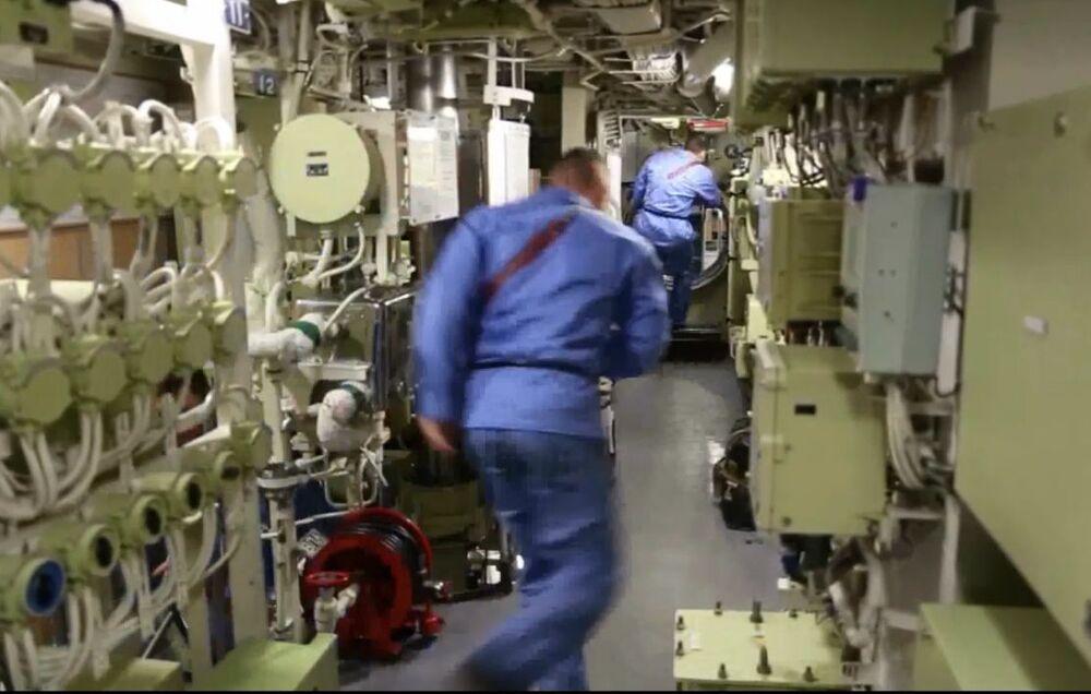 Nejmocnější zbrani. Rusko otestovala bezpilotní podmořský komplex Poseidon