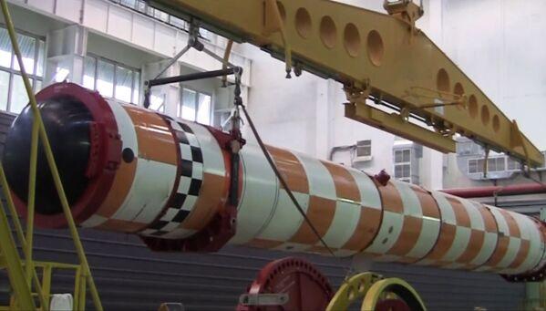Nejmocnější zbrani. Rusko otestovala bezpilotní podmořský komplex Poseidon - Sputnik Česká republika