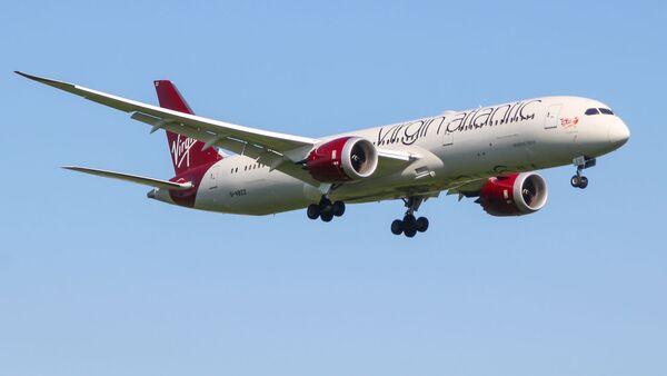 Letadlo Boeing 787-9 Dreamliner společnosti Virgin Atlantic - Sputnik Česká republika