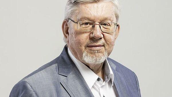 Profesor Aleš Gerloch - Sputnik Česká republika