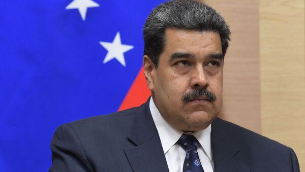 Nicolás Maduro - Sputnik Česká republika