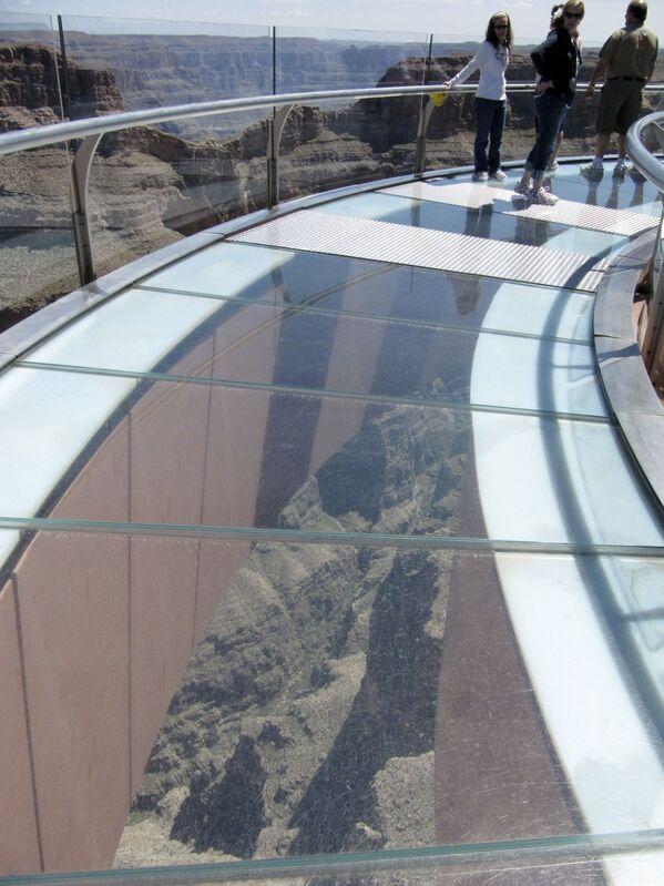 Vyhlídkové terasy v různých koutech světa, kde budete potřebovat validol - Sputnik Česká republika