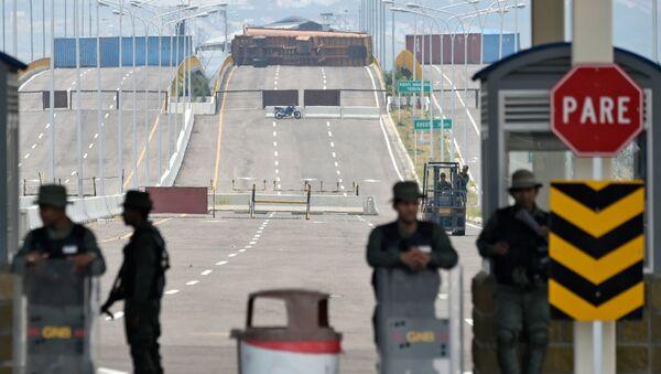 Hranice Venezuely a Kolumbie - Sputnik Česká republika