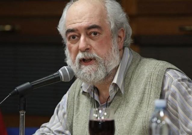 Bezpečnostní expert Jan Schneider