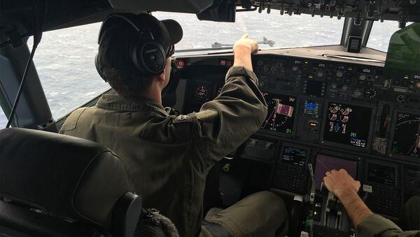 Hlídkové protilodní letadlo USA Boeing P-8A Poseidon - Sputnik Česká republika