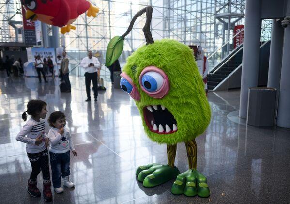Každoroční veletrh hraček v New Yorku - Sputnik Česká republika