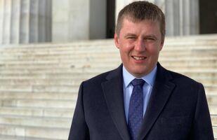 Ministr zahraničních věcí Česka Tomáš Petříček.
