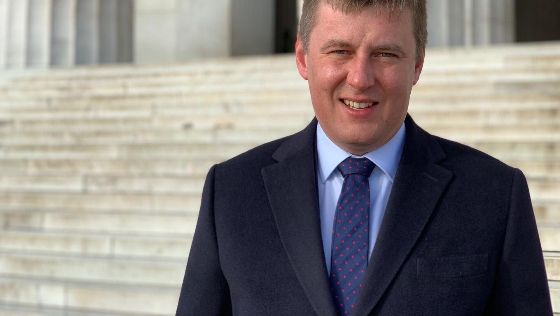 Ministr zahraničních věcí Česka Tomáš Petříček - Sputnik Česká republika, 1920, 09.04.2021
