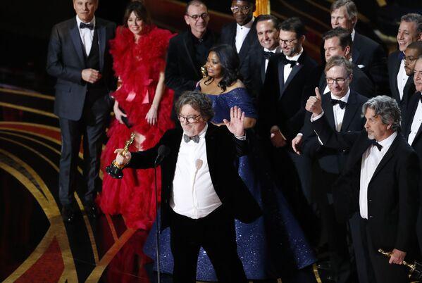 Oscar 2019 zase upoutal pozornost celého světa: nejúchvatnější záběry letošní ceremonie - Sputnik Česká republika