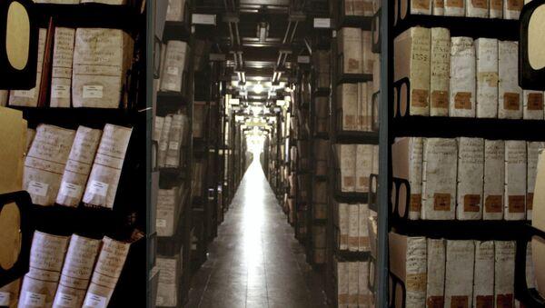 Vatikánský tajný archiv - Sputnik Česká republika