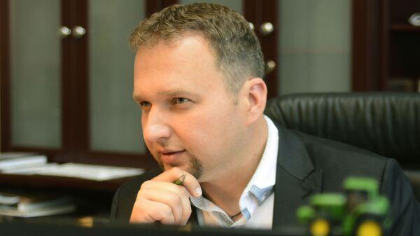 Bývalý ministr zemědělství České republiky Marian Jurečka - Sputnik Česká republika