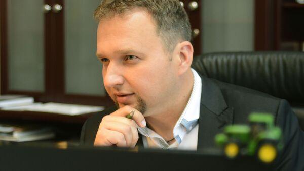 Marian Jurečka - Sputnik Česká republika