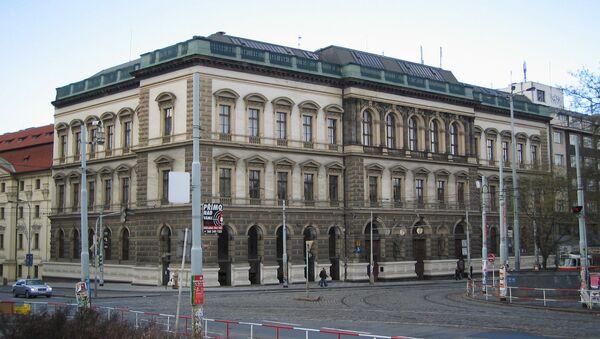 České vysoké učení technické v Praze (ČVUT) - Sputnik Česká republika