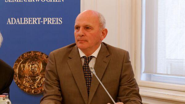 František Mikloško - Sputnik Česká republika