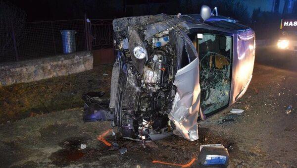 Dopravní nehoda na Slovensku - Sputnik Česká republika