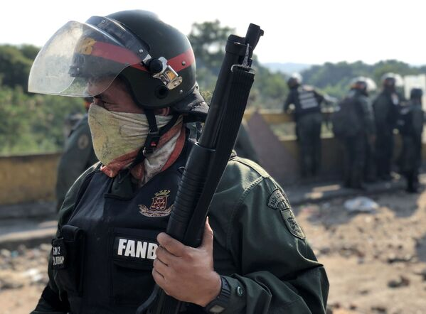 Situace ve Venezuele: Konfrontace místo dialogu - Sputnik Česká republika