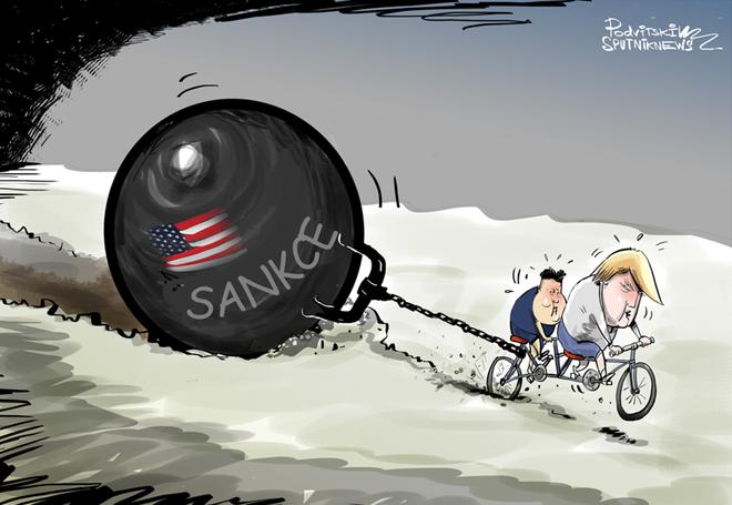 Se sankcemi daleko nedojeli